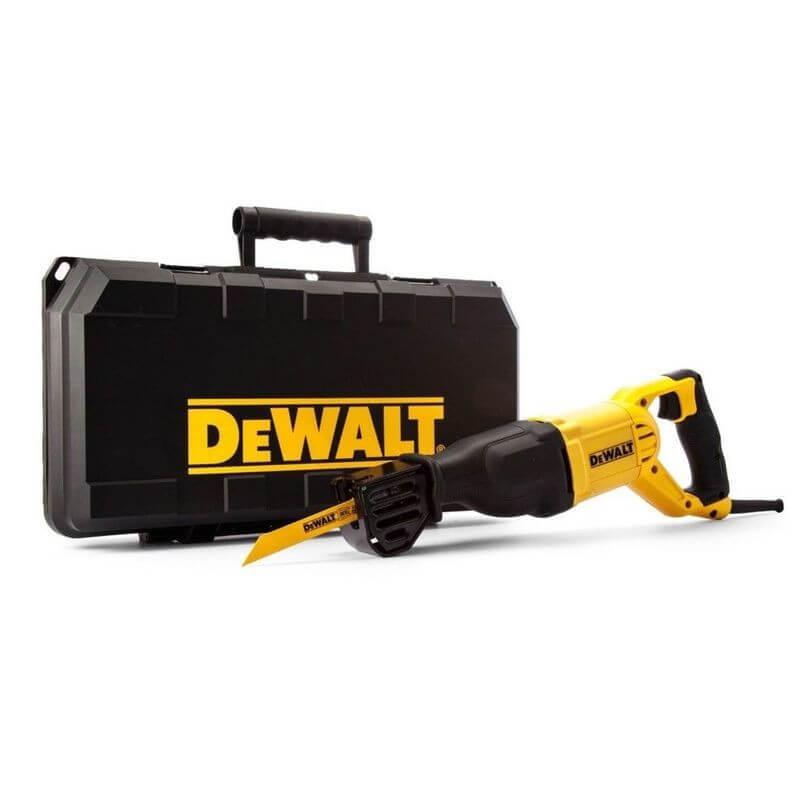 Scie sabre 1100W 310 mm en coffret TSTAK - DEWALT DWE305PK