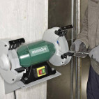 Touret à meuler 600 W Ø 200 mm - METABO DS 200 (619200000)