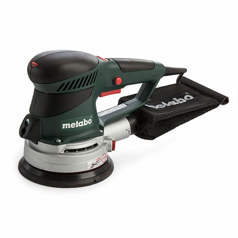 Ponceuse excentrique 350W TURBOTEC 150mm - METABO SXE 450 TURBOTEC