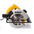 Scie circulaire compacte Ø190mm 1350W dans coffret - DEWALT DWE560K