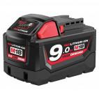 Batterie pour outil sans fil 18V Li-Ion 9,0 Ah M18B9 - MILWAUKEE M18B9