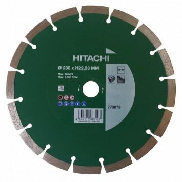 Disque pour meuleuse Ø230mm 22,23mm - HITACHI 773073
