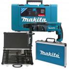 Perforateur burineur SDS-Plus 780W (Machine seule) dans coffret - MAKITA HR2470
