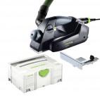 Rabot électrique 720 W 240 V largeur 65 mm dans coffret Systainer - FESTOOL EHL 65 EQ-Plus