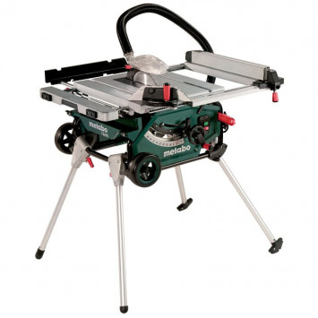 Scie circulaire sur table Ø216 mm 1500W - METABO TS 216