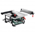 Scie circulaire sur table Ø254 mm 1500W - METABO TS 254 M