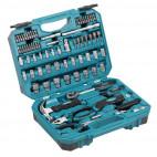 Jeu d'outils (76 pièces) en coffret - MAKITA E-10899