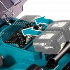Tondeuse à gazon 36V (2x18 V) 900 W (2x5,0 Ah) - MAKITA DLM382PT2