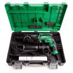 Perforateur-burineur SDS-Plus 830W 2,9 J Ø 26 mm dans coffret - HIKOKI DH26PC2WSZ