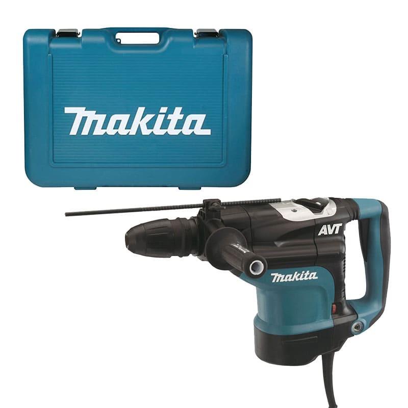 Perforateur burineur SDS max 1350W dans valise - MAKITA HR4511C