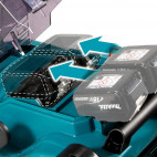 Tondeuse à gazon 36V (2x18 V) 900 W (2x4,0 Ah) - MAKITA DLM382PM2