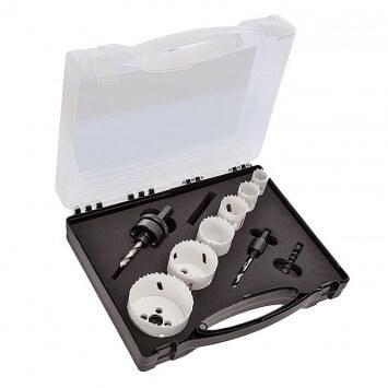 Coffret de 6 scies cloche pour plombier - MAKITA D-47117