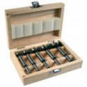 Coffret de 5 forets pour le bois - MAKITA D-47363