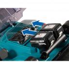 Tondeuse 36V (2x 18V) Li-Ion 43 cm (Machine seule) - MAKITA DLM432Z