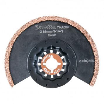 Lame segment à concrétion carbure pour coupes fines TMA071 - MAKITA B-65028