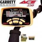 Détecteur de métaux - GARRETT ACE 250