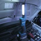 Lampe de travail LED MAKSTAR Li-Ion 14,4 V - 18 V - MAKITA DML801