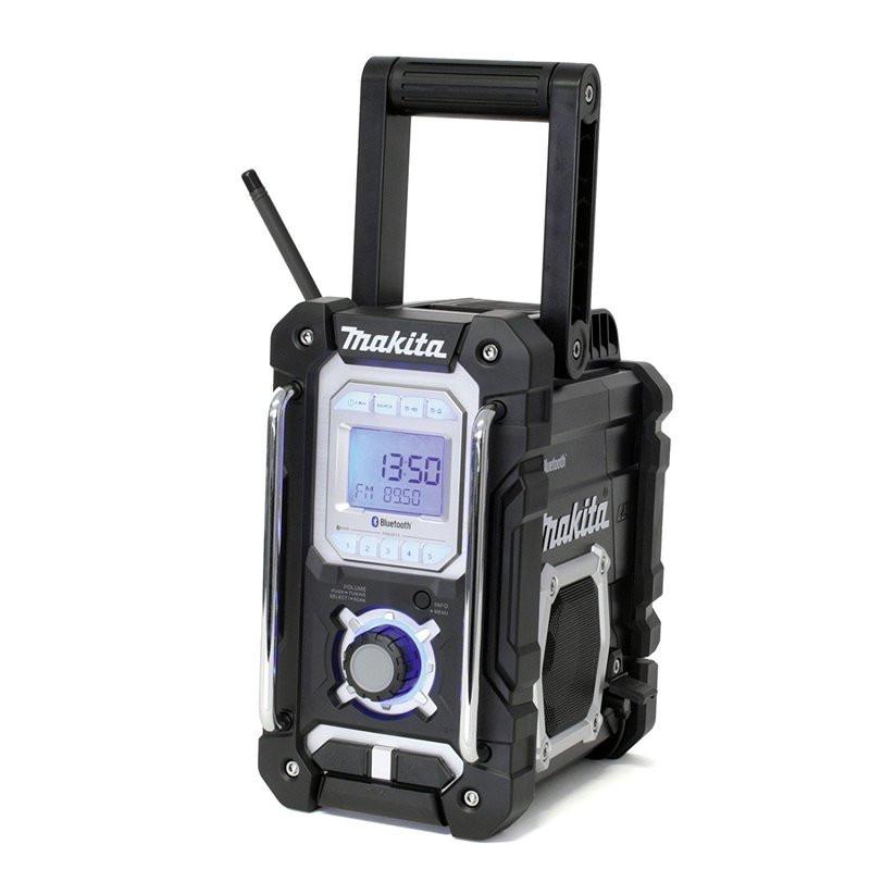 Radio de chantier avec bluetooth (7,2 - 18V) - MAKITA DMR106B