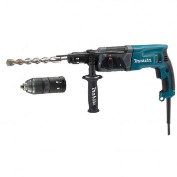 Perforateur 780W SDS+ avec coffret d'accessoires - MAKITA HR2470FTP