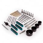 Set de 75 accessoires en coffret - MAKITA P-90233
