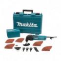 Multi-Cutter 320W 240V avec 56 Accessoires - MAKITA TM3000CX4