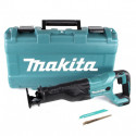 Scie sabre 18V Li-Ion (Machine seule) dans coffret Makpac - MAKITA DJR186ZK