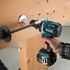 Combopack 6 outils batteries LTX 18V - MAKITA DLX6066TJX1