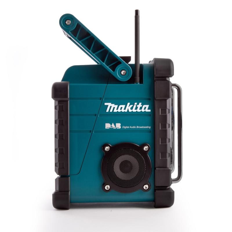 Radio Stéreo 7.2 à 18V Li-Ion (machine seule) - MAKITA DMR104