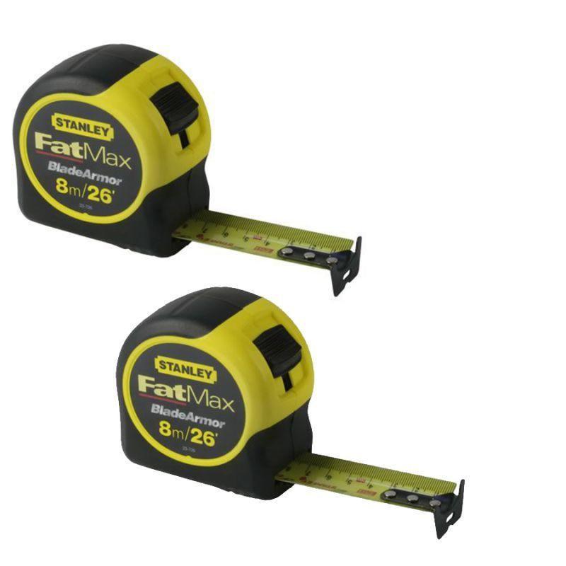 Mètre Fatmax 8m - STANLEY STA581558