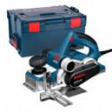 Rabot 850W en coffret L-Boxx - BOSCH GHO 40-82 C