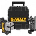 Laser multiligne auto-nivellement 3 faisceaux - DEWALT DW089K