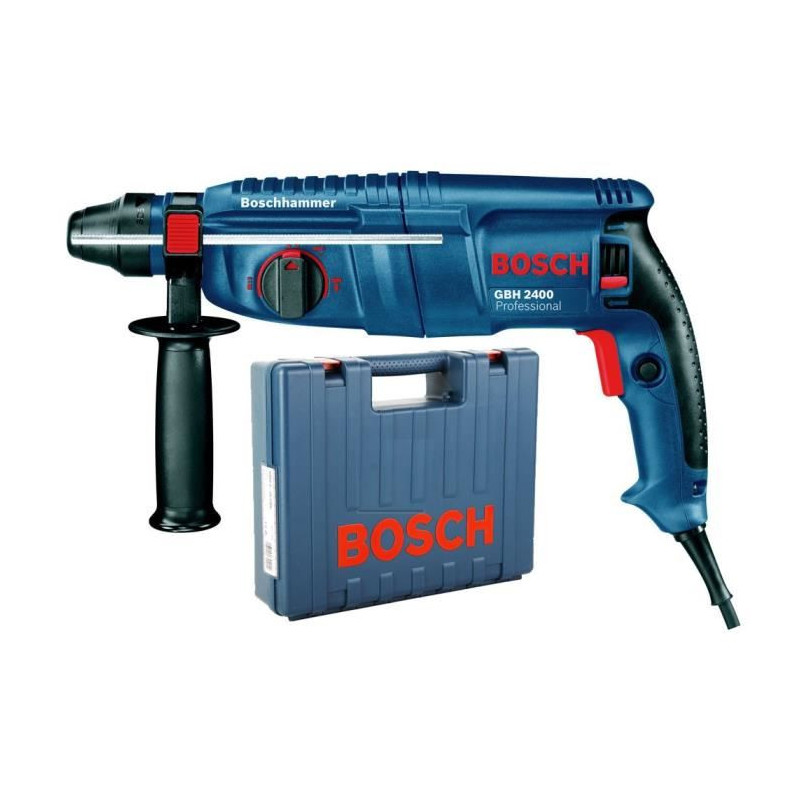 Perforateur burineur SDS-Plus 800W - BOSCH GBH2400