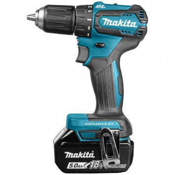 Perceuse visseuse Li-Ion 18V 5Ah - MAKITA DDF483RTJ