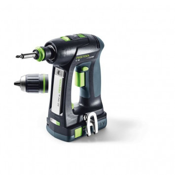 Perceuse visseuse 18V 3.1Ah - FESTOOL C18 LI3.1 COMP