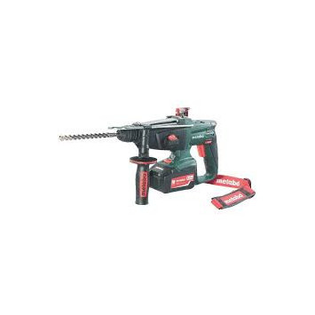 Perforateur burineur 18V LTX (3x 4.0Ah) en coffret Meta Loc - METABO KHA18 LTX