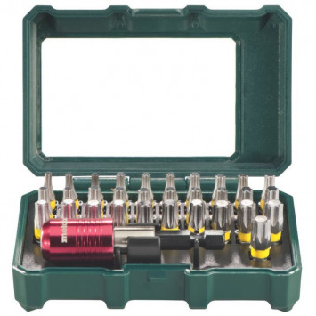Coffret de 32 embouts de vissage - METABO SP32