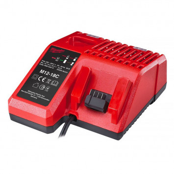Chargeur universel - MILWAUKEE M12-18C