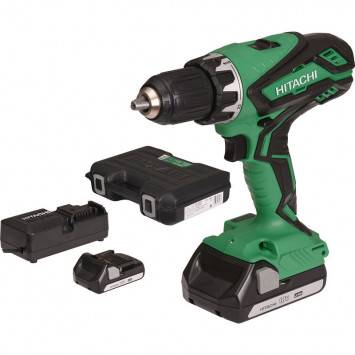 Perceuse-visseuse 2x18V 1.5Ah - HITACHI DS18DSFL
