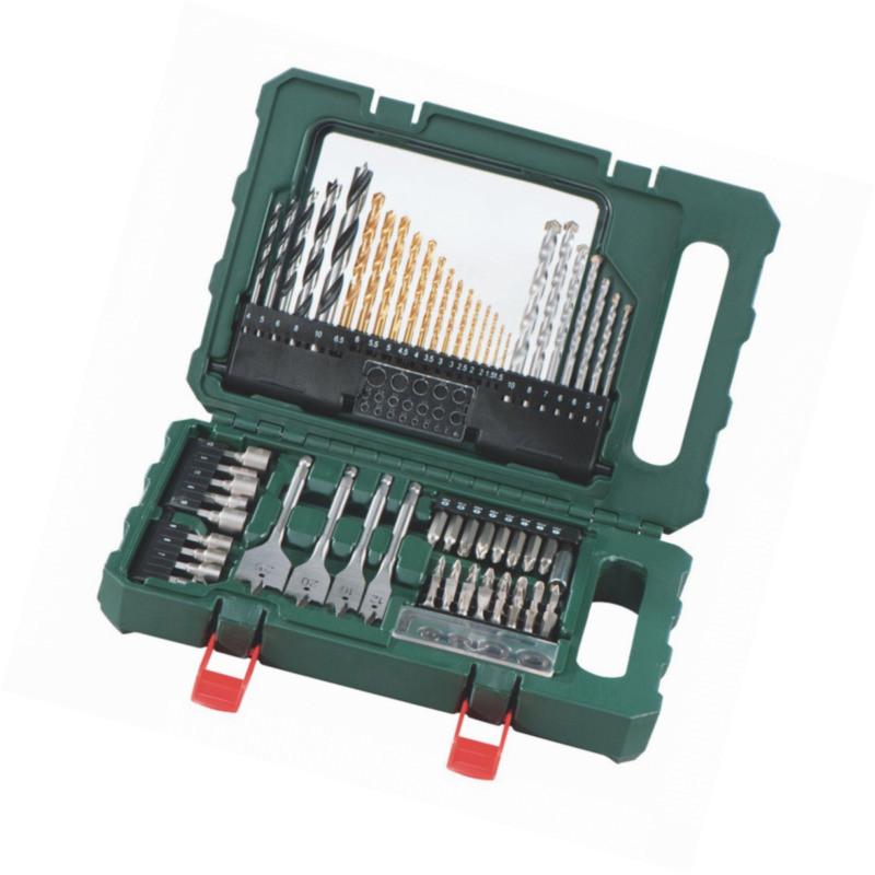 Coffret d'accessoires SP, 86 pièces - METABO 626708000