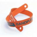 Pack 100 lames Sandflex pour scie à métaux 300mm 12 x 24 - BAHCO 3906