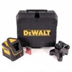Niveau laser 360 degrés avec faisceau vertical - DEWALT DW0811-XJ