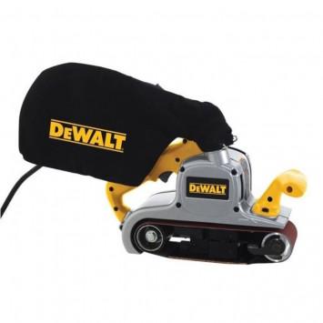 Ponceuse à bande 1010W et Boîte à poussière - DEWALT DWP352VS