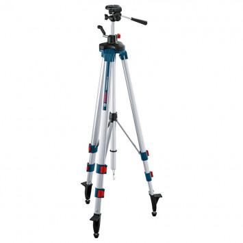 Trépied pour niveau laser BT250, hauteur de travail 97,5 à 250 cm - BOSCH 0601096A00