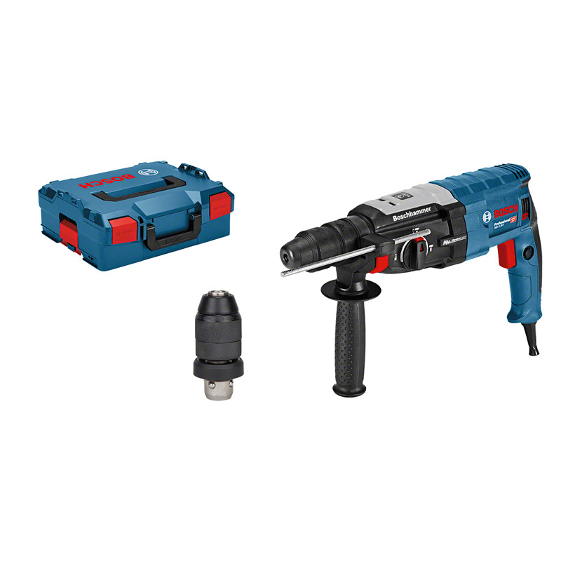 Perforateur burineur 880W - BOSCH GBH2-28F SSBF