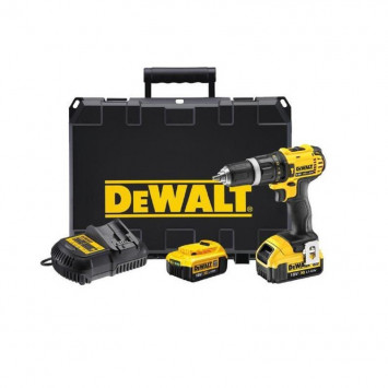 Perceuse visseuse à percussion 18V XR Li-Ion 2x5.0Ah - DEWALT DCD785P2