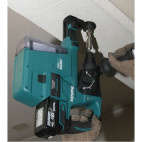 Perforateur burineur 18V Li-Ion BL SDS-Plus 2x3.0Ah - MAKITA DHR243RFJ