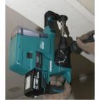 Perforateur burineur 18V Li-Ion BL SDS-Plus (2x3.0 Ah) dans MakPac - MAKITA DHR243RFJ