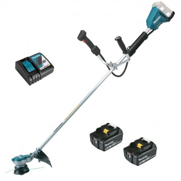 Coupe-herbe 36 V (2 x 18 V) Li-Ion (2 x 4.0 Ah) - MAKITA DUR365RT2