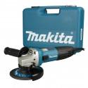 Meuleuse d'angle Ø125mm 720W dans coffret synthétique - MAKITA GA5030RK