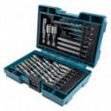 Set d'embouts et forets de 38 pièces - MAKITA B-57015